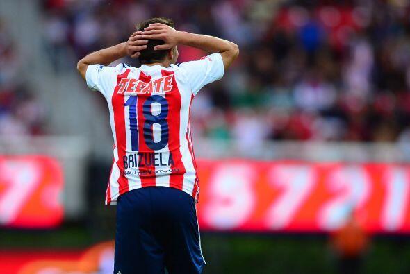 Isaac Brizuela necesita aprovechar al máximo la banda derecha de Guadala...