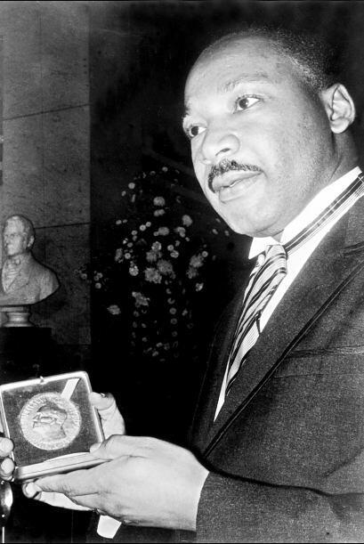 Hijo de un predicador bautista, MLK nació el 15 de enero de 1929...