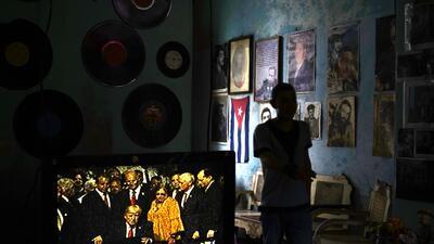 Los viajes de turismo a Cuba no están todavía autorizados en la legislac...