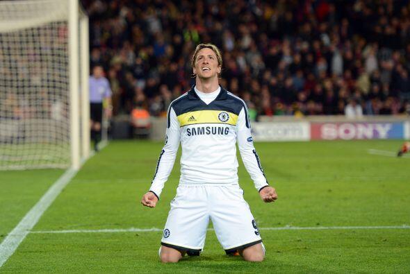 Torres e vistió de héroe y le dio el pase al Chelsea a la final de la Ch...
