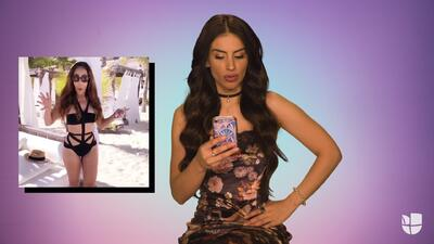 Lo que opina Jessica Cediel sobre el truco de Gelena para mostrar una cintura de avispa