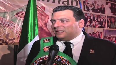 Mauricio Sulaimán es el nuevo Presidente del CMB