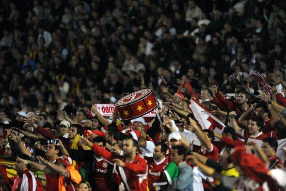 La emoción continúa, los equipos y las hinchadas brasileñas siguen manda...