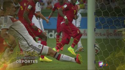 Miroslav Klose: Nominado a record deportivo del Mundial