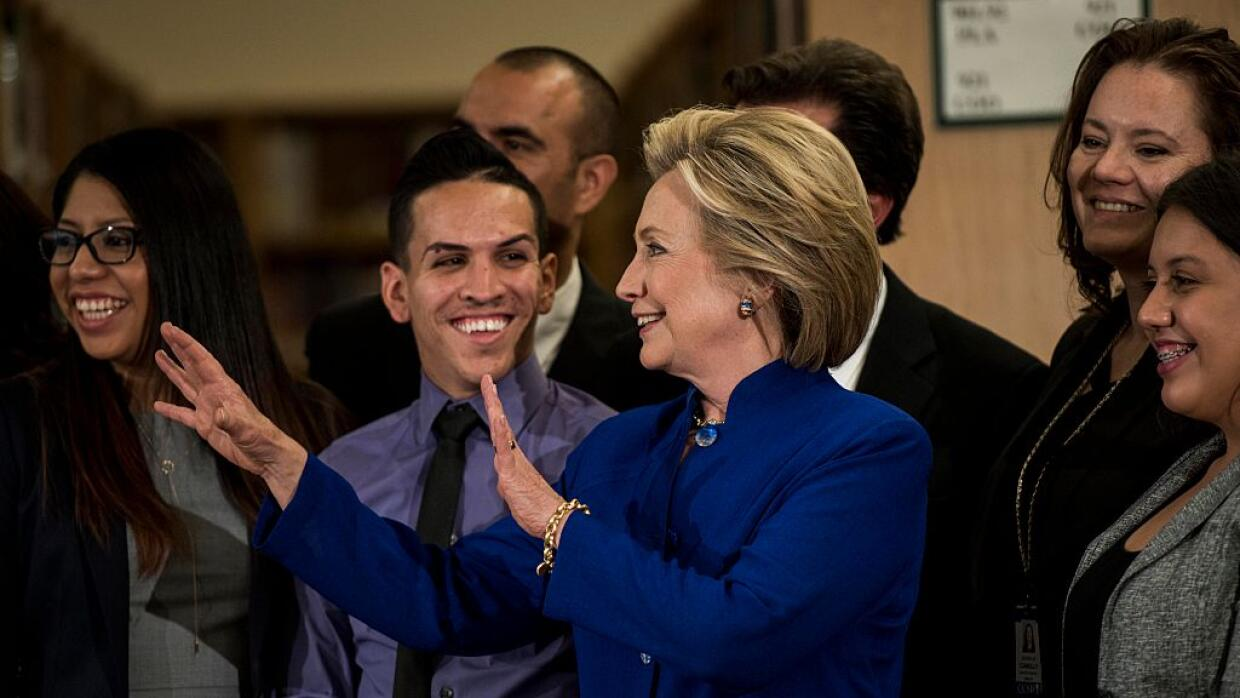 Astrid Silva: I stand with Hillary because she stands with immigrant fam...