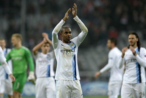 Un importante triunfo del Manchester City para terminar su participación...