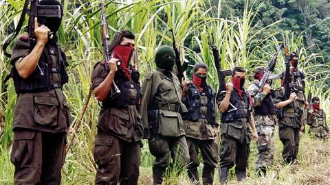 Ejército de Liberación Nacional, segundo grupo gtuerriller...