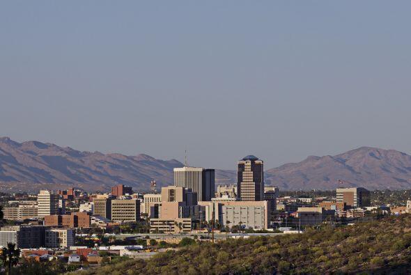 Tucson Arizona (Estados Unidos)       Es una ciudad que se encuentran en...
