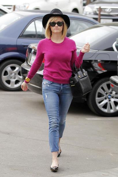 Los 'jeans' mega ajustados son los que mejor se llevan con este tipo de...