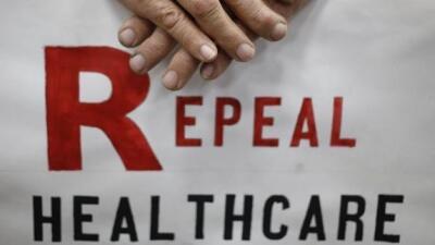 A un año de la fallida votación en contra del Obamacare