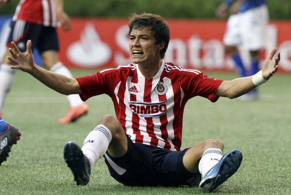 Siendo el Apertura 2012 el último certamen decoroso en el que terminó en...