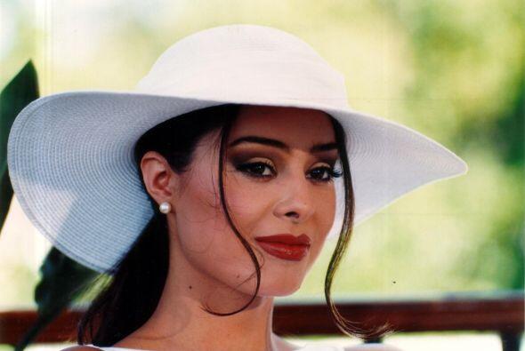 """Tras ese certamen, ingresó al """"CEA"""" de Televisa para estudiar actuación,..."""