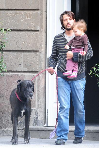 Incluso si tenía que sacar al perro de paseo.