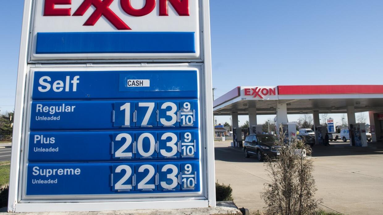 Por qu el precio de la gasolina baja y seguir bajando for Precio logo