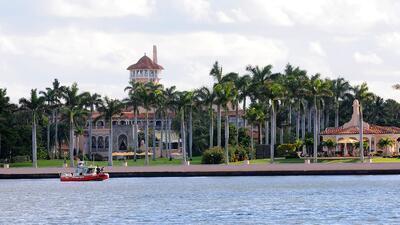 Un recorrido por la mansión de Florida donde Trump pasará el Día de Acción de Gracias