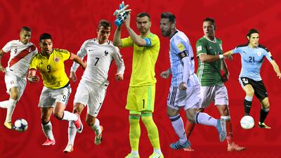 Estos son los partidos que por nada te deberás perder del Mundial de Rusia 2018