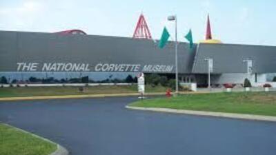 El Museo del Corvette en Kentucky