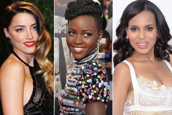 La revista People lanzó su lista 'World's Most Beautiful' del 2014 y a l...