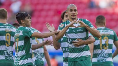 La paternidad de Santos sobre Chivas se extiende