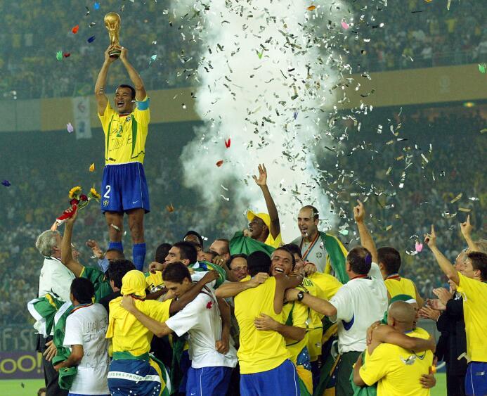 5. Alemania a igualar a Brazil: los europeos están a una Copa de sumar l...