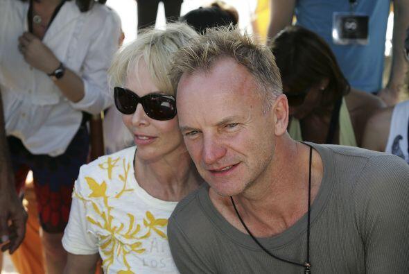 Sting: Este músico británico posee una propiedad con un va...