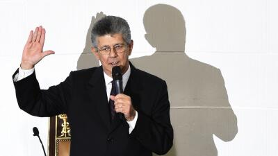 Henry Ramos Allup, presidente asamblea Venezuela