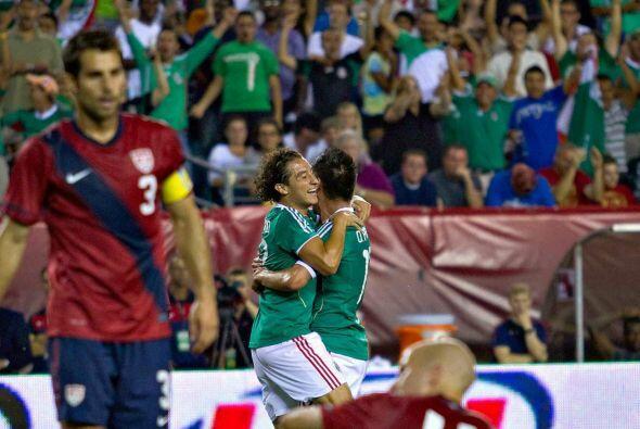 El buen momento goleador de Peralta en la Liga MX se reflejaría a nivel...