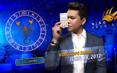 Niño Prodigio - Escorpión 28 de junio 2017