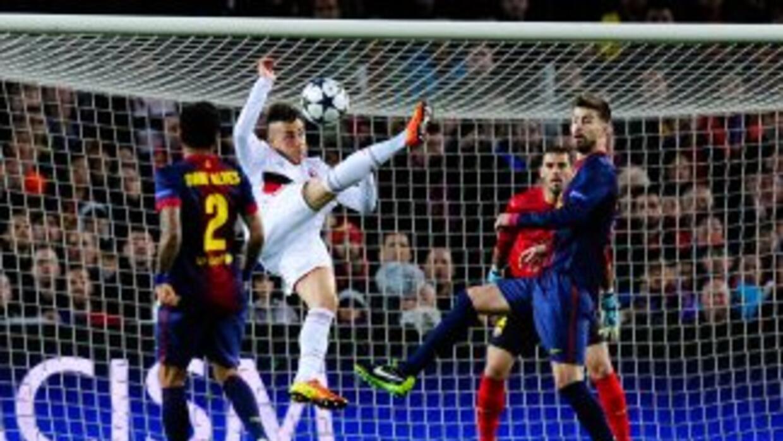 Los italianos recibirán al Barcelona en un duelo que se ha vuelto común...