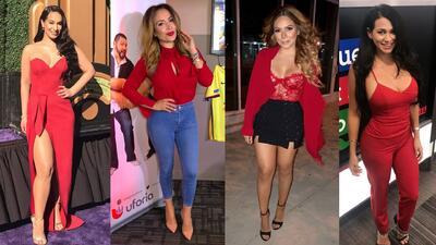 Mujeres de rojo - Regional Mexicano
