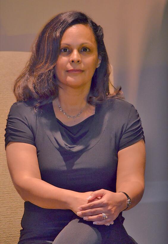 Primera latina en el consejo municipal de Lancaster, Pennsylvania, Janet...