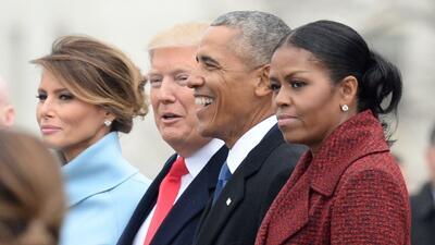 La razón por la que Michelle Obama dice que nunca perdonará a Trump