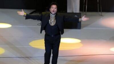 Juan Gabriel se presentó con un éxito rotundo en la Ciudad de México.