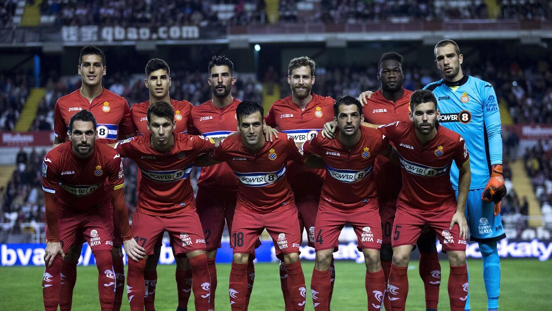 Espanyol empata con Granada en descuento