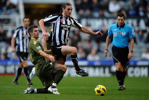 Newcastle United y Fulham repartieron puntos y empataron 0 a 0.
