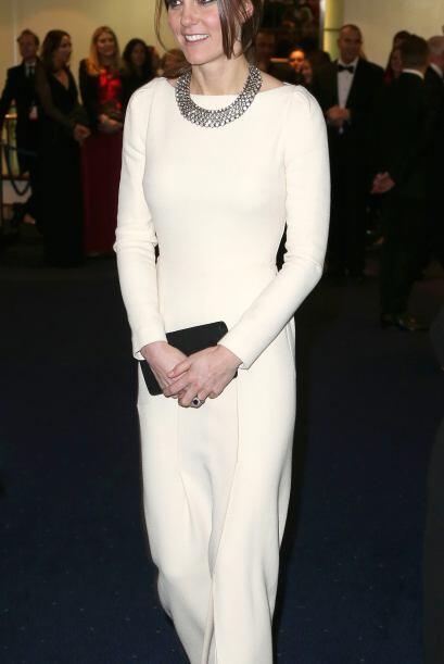 Kate Middleton siempre impone moda.