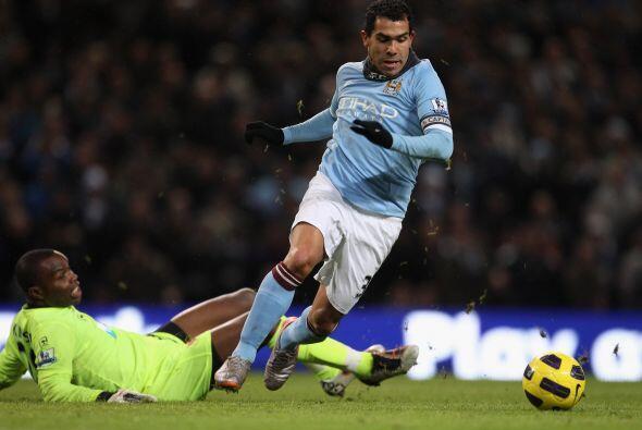 El gol del City lo anotó Abdisalam Ibrahim, el equipo 'celeste' sigue pu...