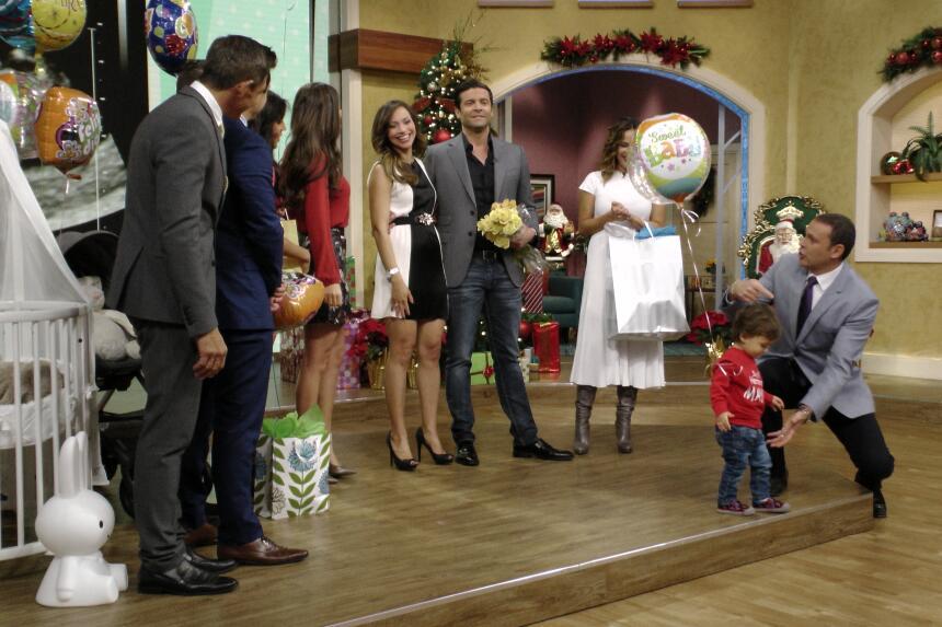Satcha Pretto anuncia su segundo embarazo