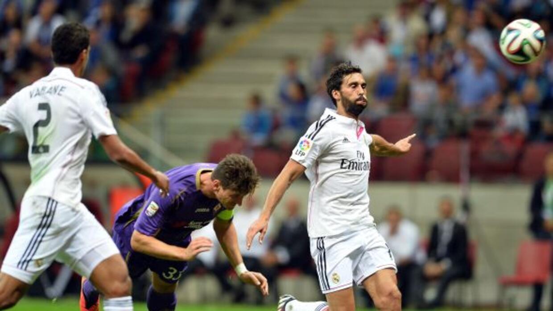 Los defensas del Real Madrid no la están pasando bien con el inicio de c...