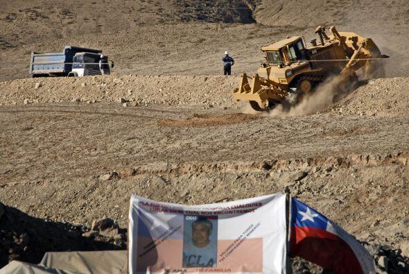 Respecto a los preparativos para recibir a los mineros, Sougarret y Cris...