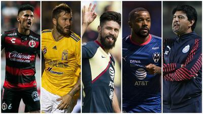 Tijuana, Tigres, América, Monterrey y Cardozo, los llamados a ser protagonistas en la J9 de la Liga MX