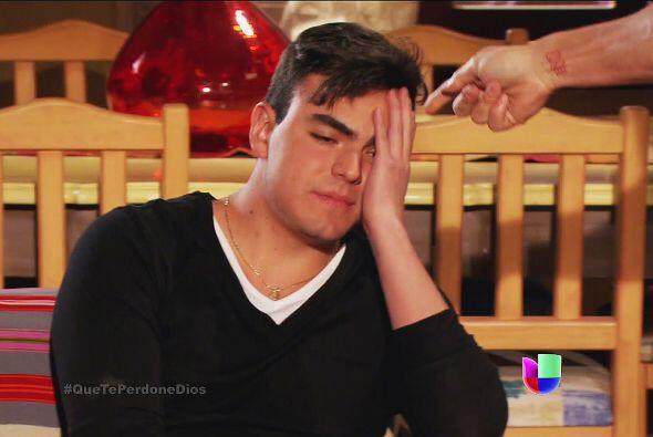 Cuando Toño cuestionó a Abigail sobre si sería capaz de perdonar tal men...