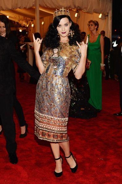 Katy Perry recordó que a los 9 años se integró al ministerio religioso d...