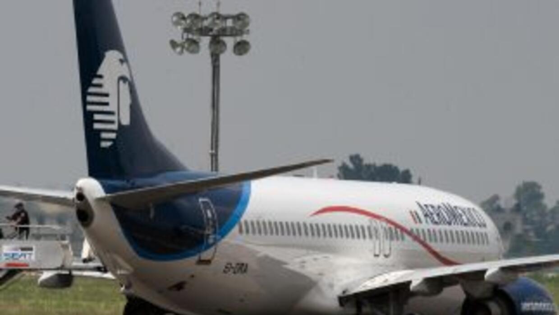 La mayor aerolínea del país, Aeroméxico, anunció un plan de inversiones...