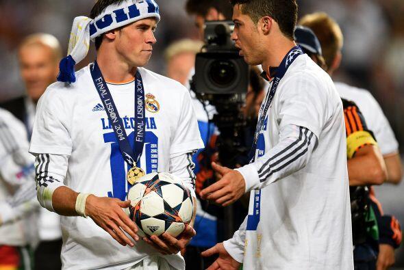 Cristiano Ronaldo y Bale pueden llevar muy lejos a este nuevo Madrid per...