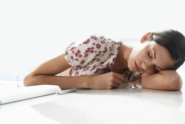 Entérate de las posibles causas de tu agotamiento y checa los 'tips' par...
