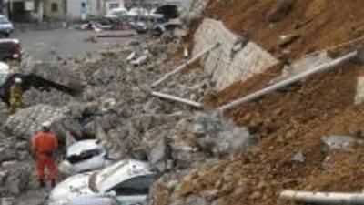 Los estragos del terremoto en Japón aún son incuantificables.