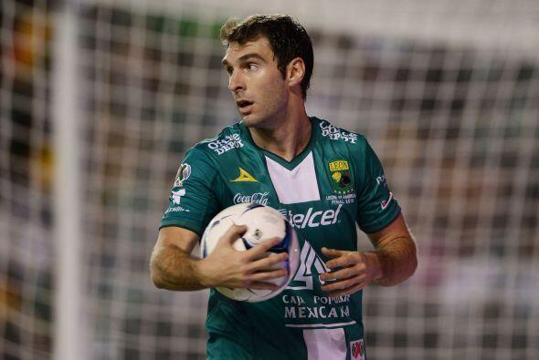 Mauro Boselli: El delantero de León anotó dos goles en la...