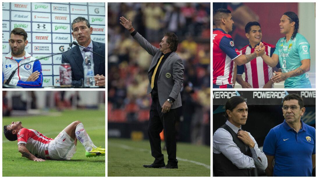 Impresentables: los cinco fiascos del Clausura 2017 fiascos.jpg