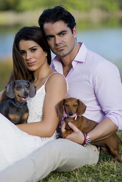 La guapa puertorriqueña compartió un poco de la felicidad que vivió dura...